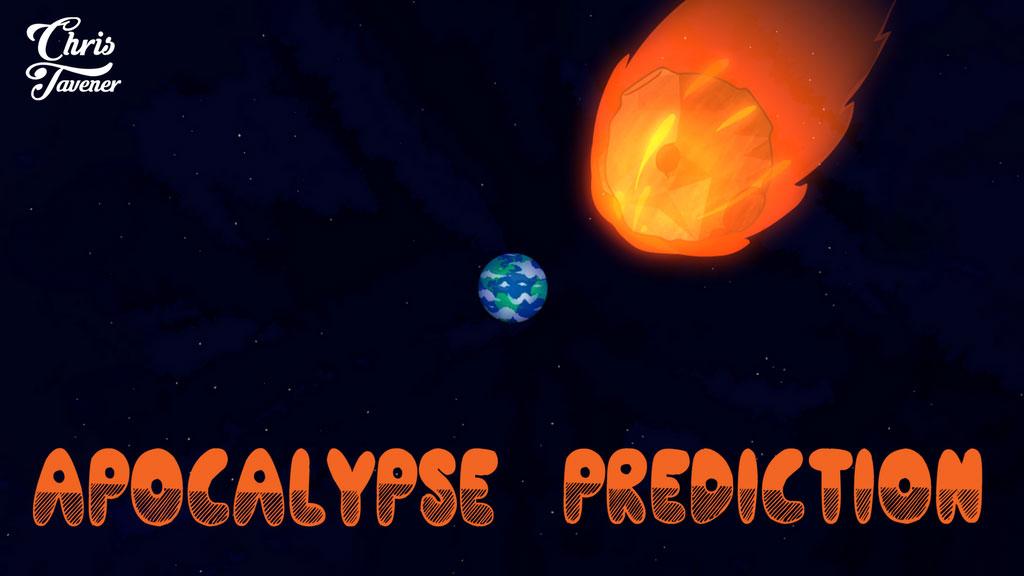 Apocalypse Prediction Single Cover Art