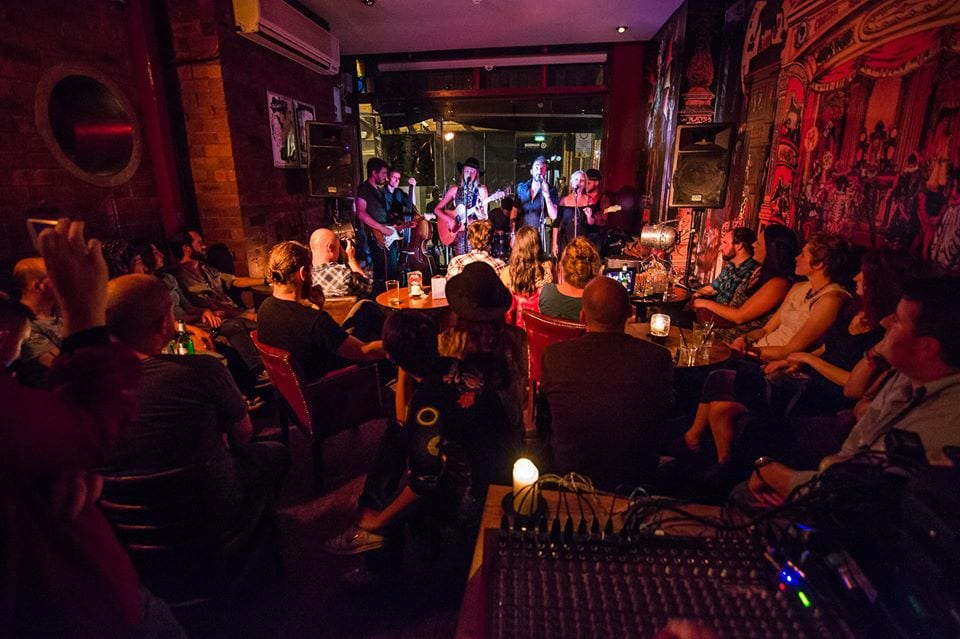 The Gaslight Club Acoustic Night In Leeds
