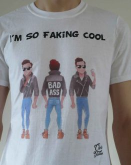 'Faking Cool' T-Shirt