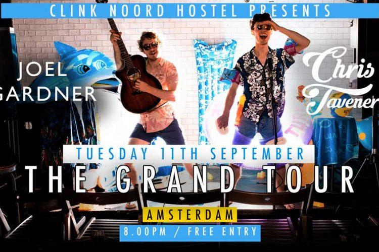 The Grand Tour - Amsterdam Tour Date