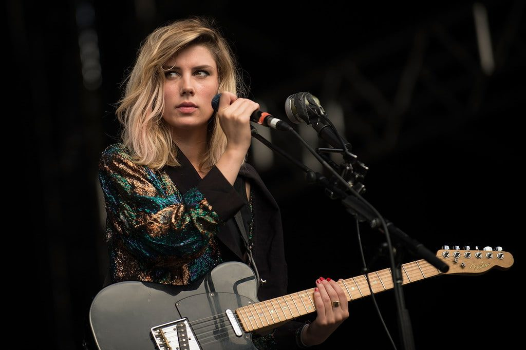 Wolf Alice (Ellie Rowsell)