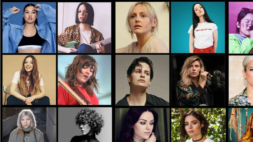 New Female Songwriters
