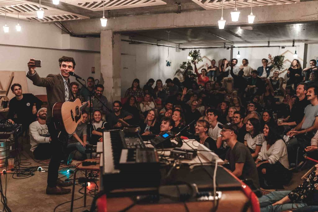 Sofar Sounds Paris - 26th September 2018