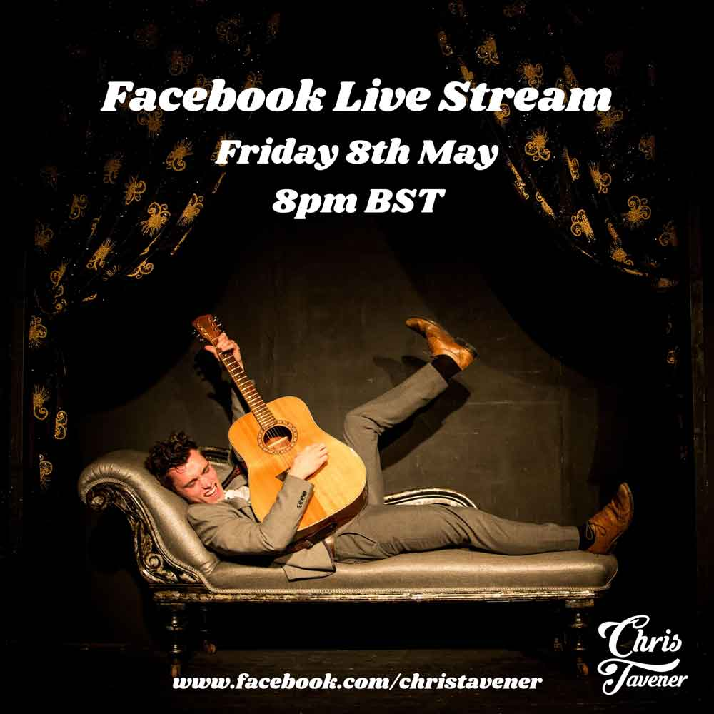 Facebook Live Stream - 8th May 2020
