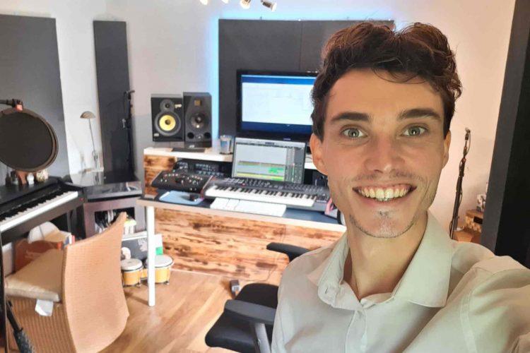 Recording At Third Floor Studios
